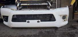 TOYOTA HILUX GD6 FRONT BUMPER AVAILABLE