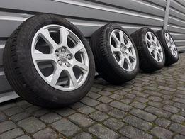 "Oryginalne Felgi Audi 17"" A3 A4 A5 A6 A7 A8 Q3 Q5 TT"