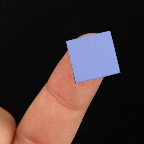 Термопрокладка синяя от 0.5 до 3.5мм термоинтерфейс термопаста Черкассы - изображение 7