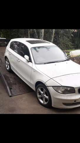 2009 BMW 120d e87 for spares Automatic