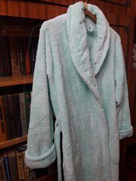 Махровый халат в отличном состоянии