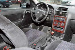 Сидения сидушки салон опель астра Opel Astra G