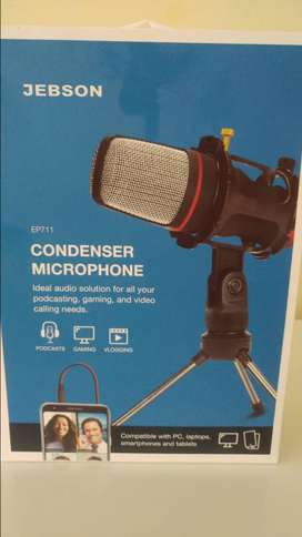 Brand New Condensor Microphone for Sale