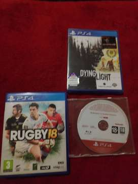 Ps4 (playstation 4) games