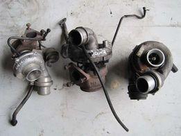 Турбина ОМ646 611 612 3.2 2.2 2.7cdi Mercedes Vito Sprinter W203 211