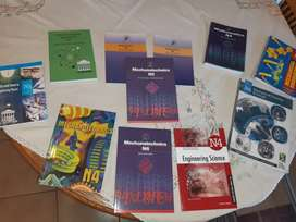 Brand new 11  Mechanical Engineering Books for sale.