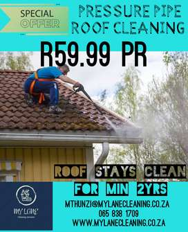 Home cleaning, Roof washing etc
