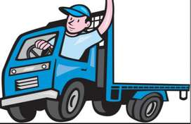 Reliable Truck Hire for all kinds of transport jobs