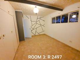 4 Bed House Rented As a whole or As separate Rooms