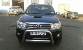 2010 Toyota Fortuner 3.0  D4D Auto for sale