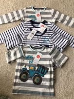 Новые футболки ,реглан р.86,92Cool club