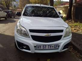 2014  CHEVROLET UTILITY BAKKIE 1.4 MANUAL