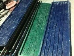 Формы стеклопластиковые для производства еврозаборов, столбов (бетона)
