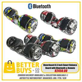 Hoverboard 6.5 Inch Smart Balance Board with Bluetooth And Remote R245