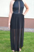 sukienka na studniówke/wesele długa suknia
