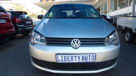 2016 #Volkswagen #Polo Vivo 1.4 Concept-Line Hatch Manual LIBERTY AUTO