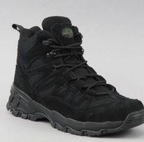 Тактические ботинки (берцы) черные от Sturm Mil-Teс (Германия)