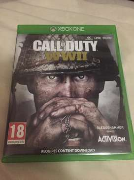 Call of duty ww2 (xbox one)