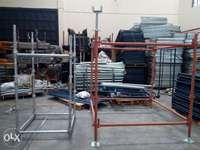 Scaffolding kwikstage and cuplocks system 0