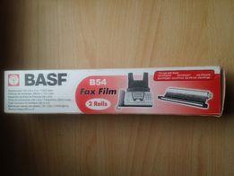 Термопленка для факсов BASF B-54 (аналог PANASONIC KX-FA54A (2*35 м))