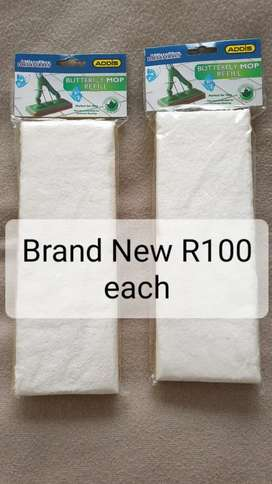 Addis Butterfly Mop Sponges Brand New R100 each