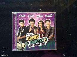 """Płyta """"Camp Rock 2. Wielki finał Jam"""""""