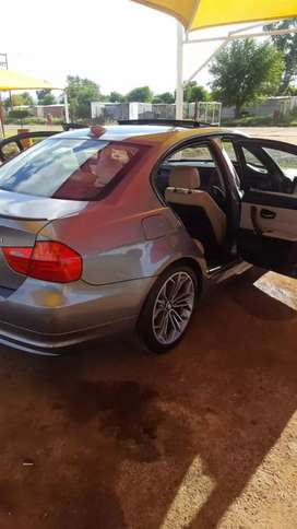 BMW 320i in fair condition and paperwork is ready