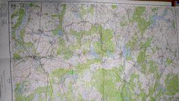 Mapy sztabowe 1;50000