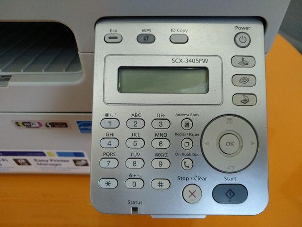 Принтер лазерный Samsung SCX-3405FW WI-FI Кривой Рог - изображение 4