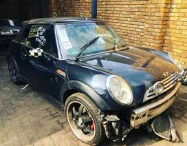 2003 Mini Cooper R53 Convertible Stripping For Spares