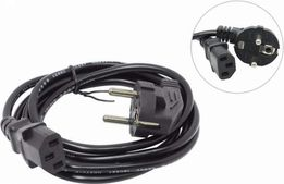 Сетевой кабель 220V для монитора или системного блока