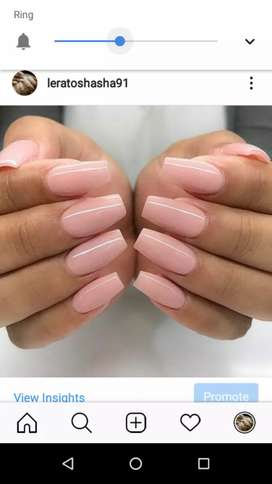 Hair and nails at the comfort of your own home I come to you!
