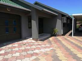 BEAUTIFUL FAMILY HOME IN ESKHAWINI 4 BEDROOMS