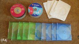 Продаю Mini CD – R (плюс коробки и конверты), дискеты