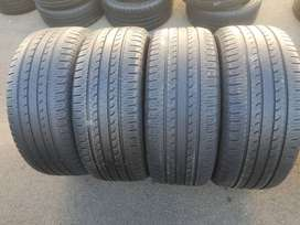 265/50/ R20 GoodYear Efficient Grip SUV Tyres