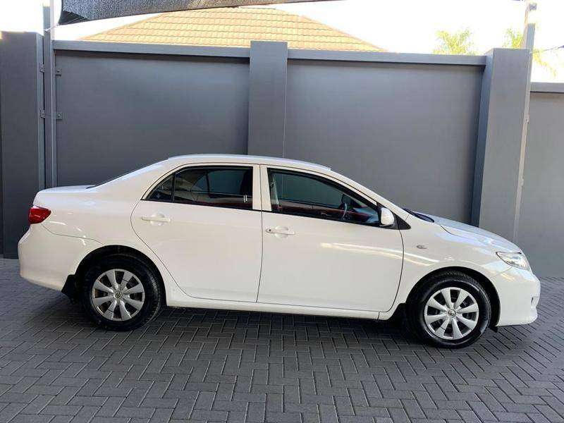 2009 Toyota Corolla 1.6 Professional For Sale 0