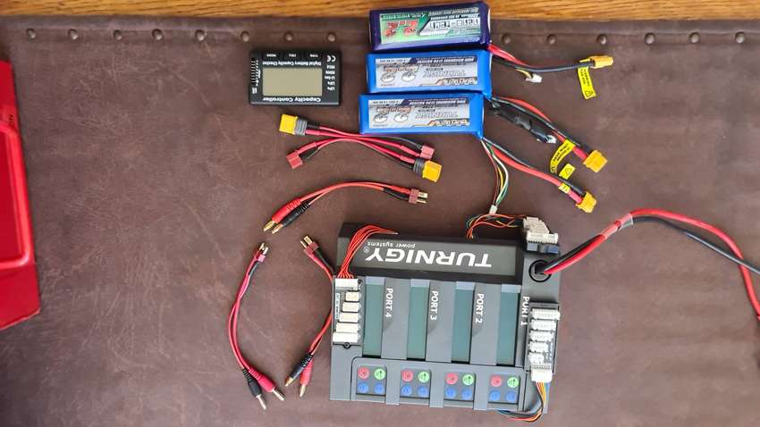 Turnigy battery charger 0