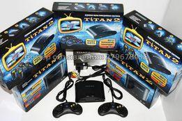 НОВЫЕ! Игровая приставка TITAN 2 титан 400 игр SEGA сега Dendy денди
