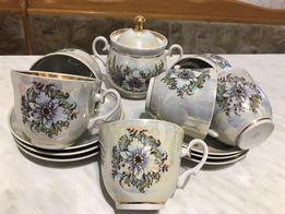Продам сервиз чайный на 6 персон. Барановский фарфоровый завод.