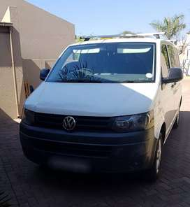 2011 VW T5 Transporter Crew Bus