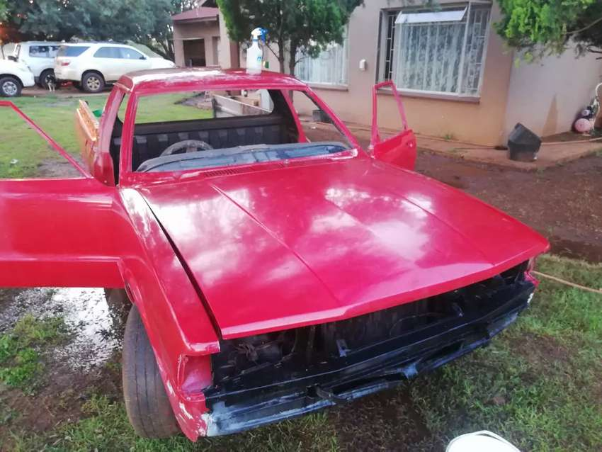 Red Ford Cortina project