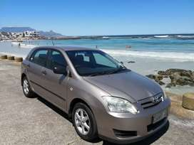 2007 Toyota RunX 140 RT. 1 Owner. FSH