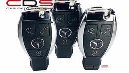 Kodowanie, dorabianie, naprawa klucz klucza kluczyka Mercedes