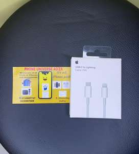 Iphone charger type C
