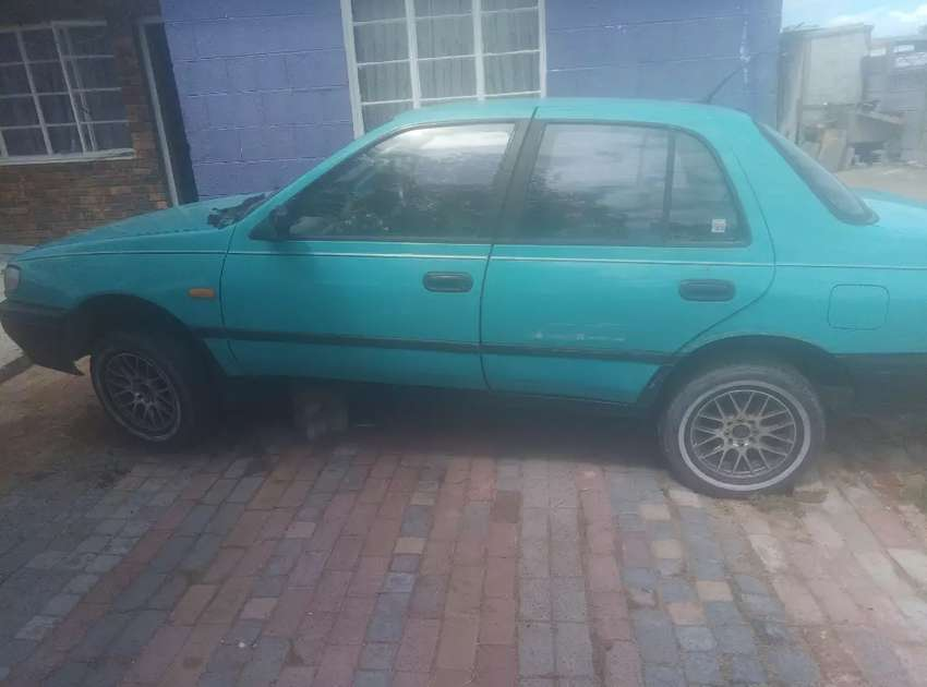 Automatic nissan sentra for spare parts 0
