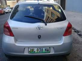 Toyota  yaris  at low price