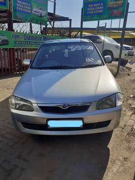 Very clean Mazda Etude for good price