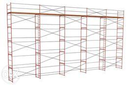 Будівельне риштування (строительные леса) в оренду