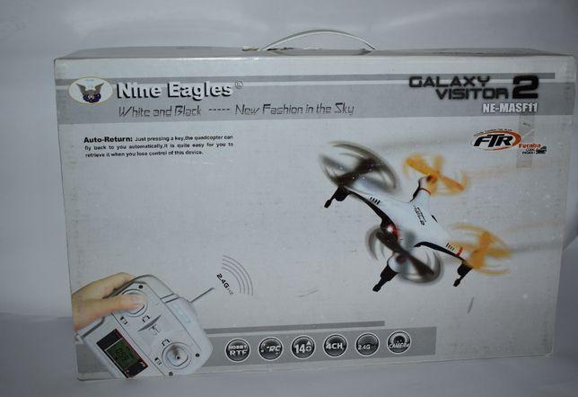 рабочий квадрокоптер nine eagles Galaxy visitor 2 комплект NE-MA SF 11