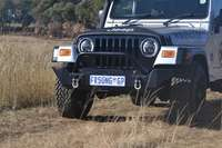 JEEP TJ Replacement Front Bumpers for sale  South Africa